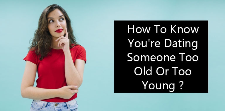 How young is too young for online dating