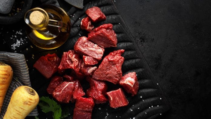 eat more red meat